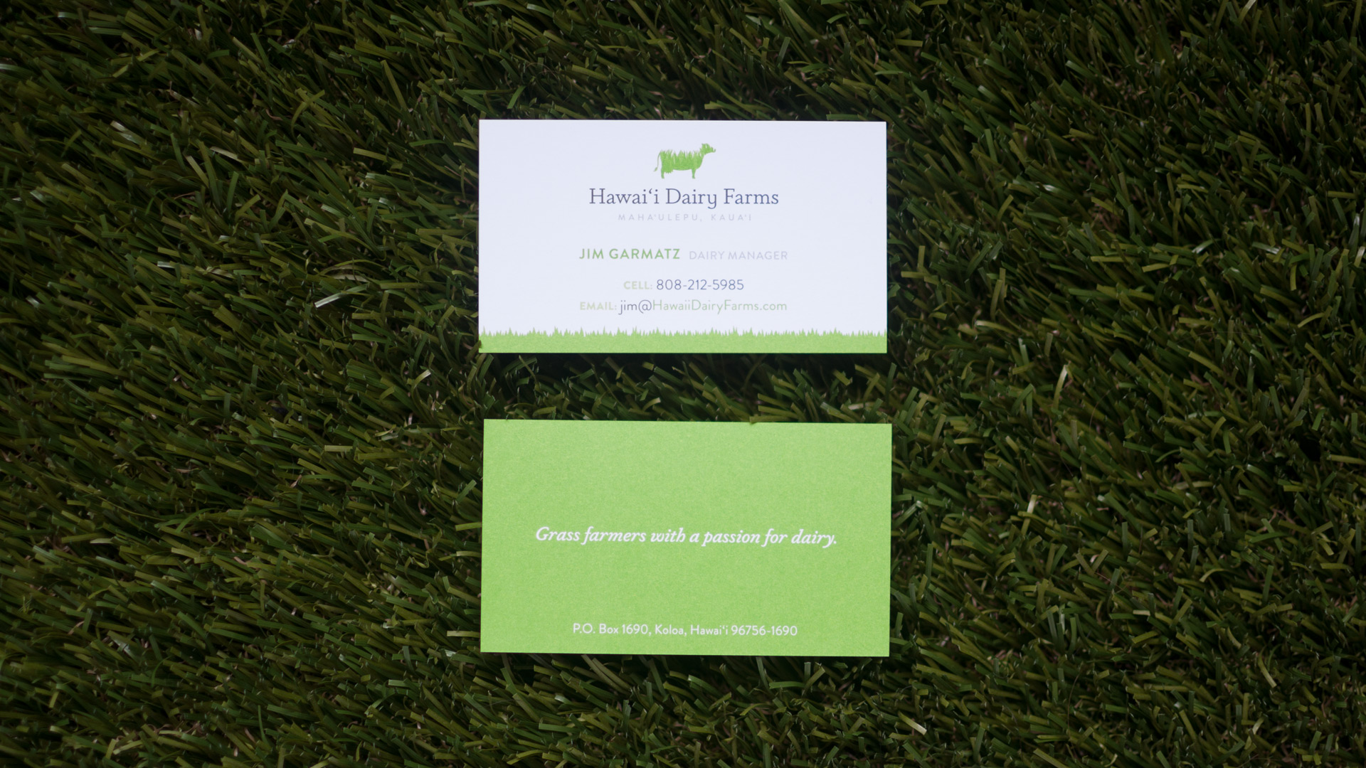Hdf businesscard